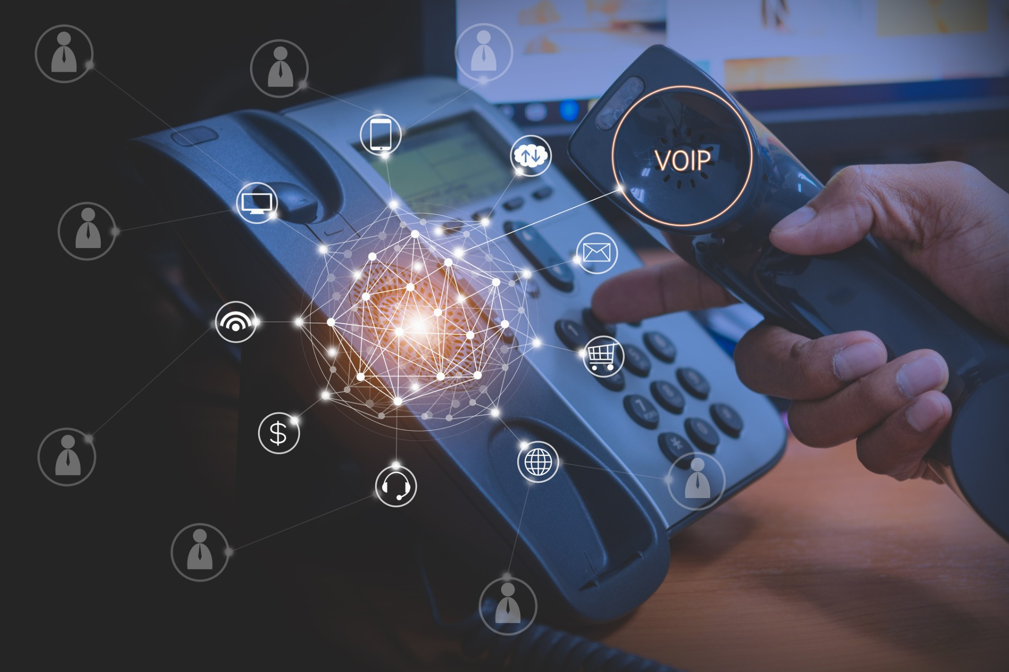 beneficios de voip